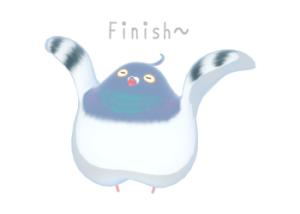 Finish~